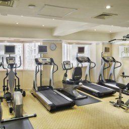 Fitness room Holiday Inn MACAU Fotos