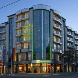 Exterior view Holiday Inn BERLIN CITY CTR E.PRENZL.ALLEE Fotos