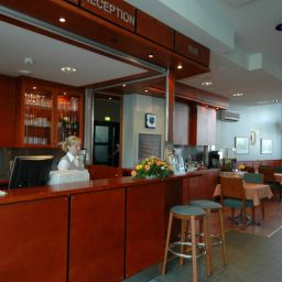 Hall BEST WESTERN Hotel Hamina Fotos
