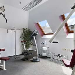 Wellness/Fitness Hilton Mainz City Fotos