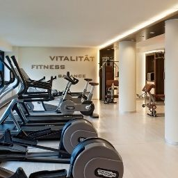 Fitness Estrel Hotel & Convention Center Fotos
