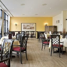 Breakfast room within restaurant Mercure Hotel Berlin Hennigsdorf Fotos
