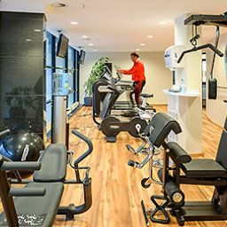 Wellness/Fitness Novotel Hannover Fotos