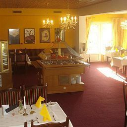Breakfast room within restaurant Itzumer Paß Fotos