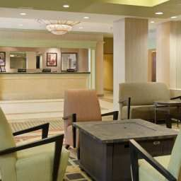 Hall Doubletree Hotel Los Angeles Interna Airport Fotos