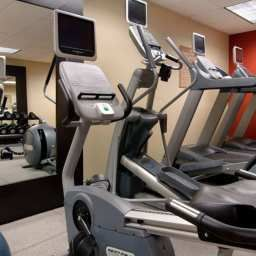 Sala spa/fitness DoubleTree by Hilton New Orleans Fotos