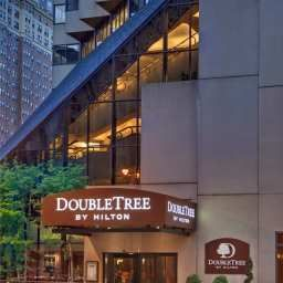 Außenansicht DoubleTree by Hilton Philadelphia Center City Fotos