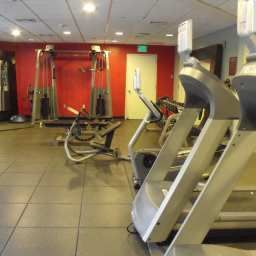 Wellness/Fitness DoubleTree by Hilton Philadelphia Center City Fotos