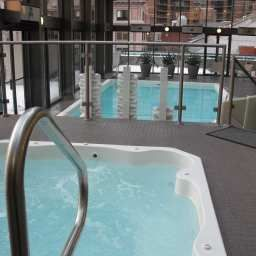 Pool DoubleTree by Hilton Philadelphia Center City Fotos
