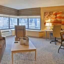Suite DoubleTree by Hilton Philadelphia Center City Fotos