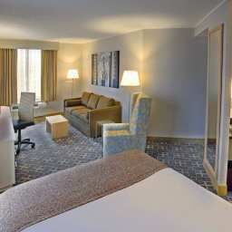 Zimmer DoubleTree by Hilton Philadelphia Center City Fotos
