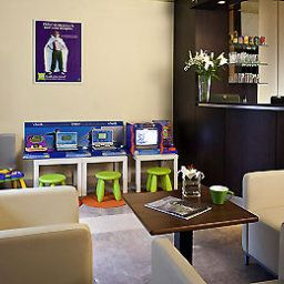 Bar ibis Styles Nantes Centre Place Royale (ex all seasons) Fotos