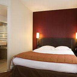 Chambre ibis Styles Nantes Centre Place Royale (ex all seasons) Fotos