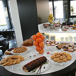 Buffet Idea Hotel Roma Nomentana Fotos