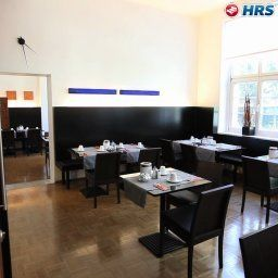 Breakfast room within restaurant ABC-Hotel Garni Fotos