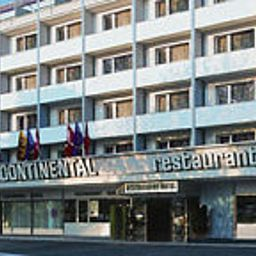 Exterior view Continental Best Western Fotos