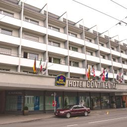 Continental Best Western Fotos