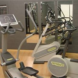 Wellness/fitness area Van der Valk Beveren Fotos