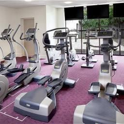 Wellness/Fitness Holiday Inn BIRMINGHAM - BROMSGROVE Fotos