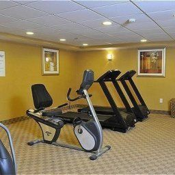 Fitness Days Inn Saugus Logan Airport Fotos