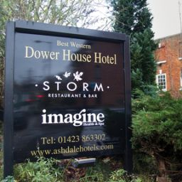 Exterior view BEST WESTERN Dower House Hotel & Spa Fotos