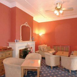 Hall BEST WESTERN New Holmwood Hotel Fotos