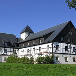 Landhotel Altes Zollhaus Hermsdorf/Erzgebirge