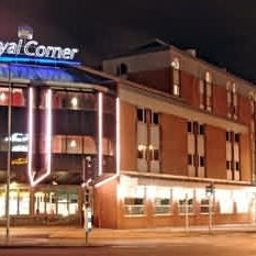 BEST WESTERN Hotel Royal Corner Vxj