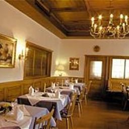 Breakfast room within restaurant Krone Fotos