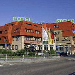 Exterior view Krone Fotos