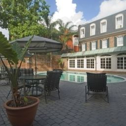 Piscina BEST WESTERN PLUS French Quarter Landmark Hotel Fotos