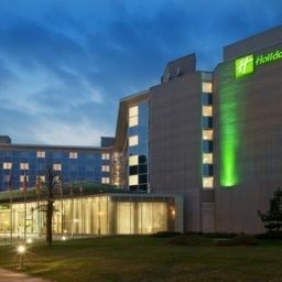 Exterior view Holiday Inn BRNO Fotos