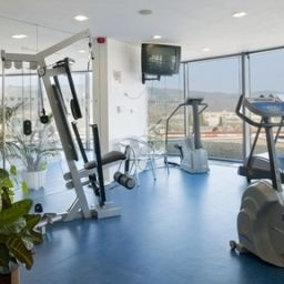 Wellness/fitness area Holiday Inn BRNO Fotos