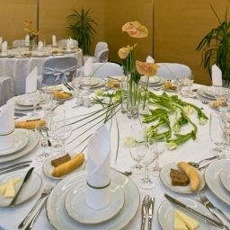 Banqueting hall Holiday Inn BRNO Fotos