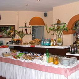 Buffet Aria Fotos