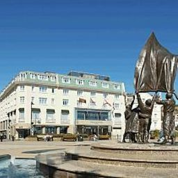 Pomme d'Or Seymour Hotels Bailiwick of Jersey