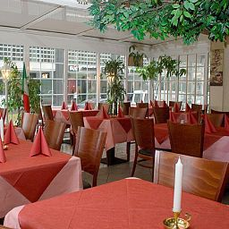 Breakfast room within restaurant Kubrat Fotos