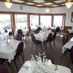 Restaurant Howard Johnson Inn Woodstock NB Fotos