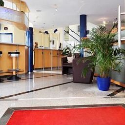 Reception Best Western Stuttgart Airport- Messe Fotos