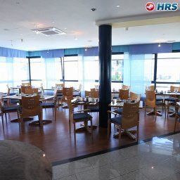 Breakfast room within restaurant Best Western Stuttgart Airport- Messe Fotos