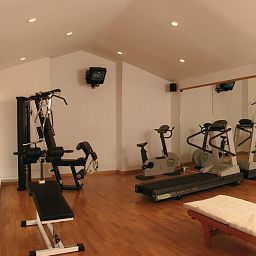 Wellness/fitness area Best Western Guinigi Fotos