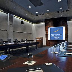 Conference room Novotel Montreal Centre Fotos
