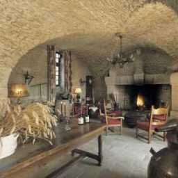 Hall Ferme de la Ranconniere Chateaux et Hotels Collection Fotos