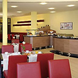 Breakfast room within restaurant Mercure Hotel Erfurt Altstadt Fotos