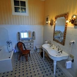 Bathroom Chateau du Clair de Lune Chateaux et Hotels Collection Fotos