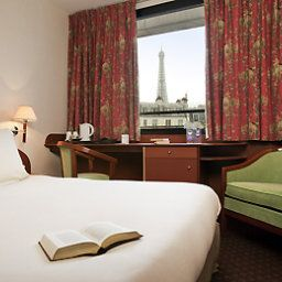 Chambre Mercure Paris Tour Eiffel Grenelle Fotos