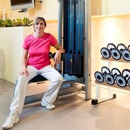 Fitness room Abano Ritz Hotel Terme Fotos