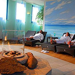 Wellness area Aquamaris Strandresidenz Rügen Fotos