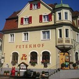 Teddybrenhotel Peterhof Kressbronn Bodensee