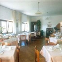Breakfast room within restaurant Il Girifalco Fotos